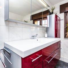 Отель Wohnzeit Köln Apartment Германия, Кёльн - отзывы, цены и фото номеров - забронировать отель Wohnzeit Köln Apartment онлайн ванная