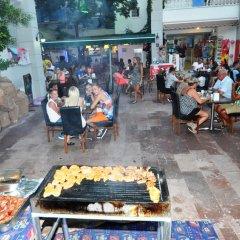 Отель Blue Lagoon Otel Мармарис питание фото 2