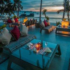 Отель Estacio Uno Lifestyle Resort бассейн