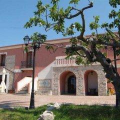 Отель Agriturismo La Casa Di Botro Ботричелло вид на фасад