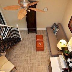 Отель Dupont Place комната для гостей