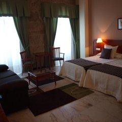 Hotel Anunciada Байона комната для гостей фото 4