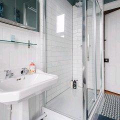 Апартаменты Gorgeous Light Apartment In West End Глазго ванная