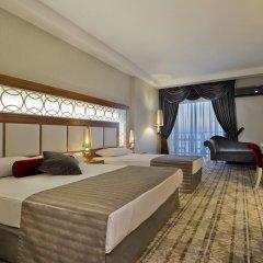 Отель Justiniano Deluxe Resort – All Inclusive Окурджалар комната для гостей фото 2