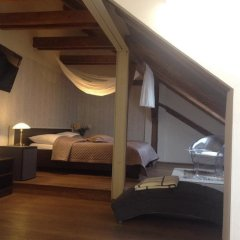 Отель PEREGRIN Чешский Крумлов комната для гостей фото 4