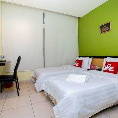 Отель OYO 151 Twin Hotel Малайзия, Куала-Лумпур - отзывы, цены и фото номеров - забронировать отель OYO 151 Twin Hotel онлайн комната для гостей фото 2