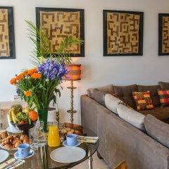 Отель Appartement Asmaa Марокко, Касабланка - отзывы, цены и фото номеров - забронировать отель Appartement Asmaa онлайн интерьер отеля
