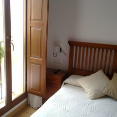 La Sitja Hotel Rural Бенисода комната для гостей