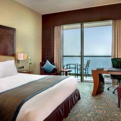 Отель Sofitel Dubai Jumeirah Beach комната для гостей фото 4
