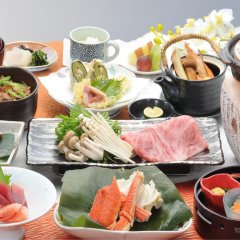 Отель Kanponoyado Gifu Hashima Хашима питание фото 2