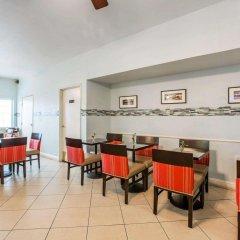 Отель Comfort Suites Tulare питание