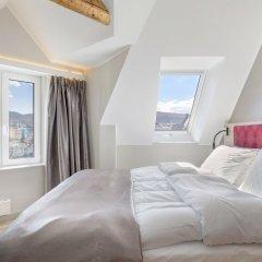 Отель Bergen Harbour Hotel Норвегия, Берген - отзывы, цены и фото номеров - забронировать отель Bergen Harbour Hotel онлайн комната для гостей фото 4