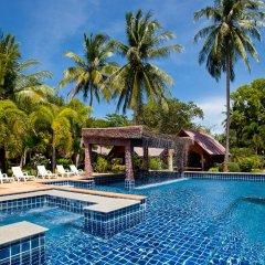 Отель Kaw Kwang Beach Resort Таиланд, Ланта - отзывы, цены и фото номеров - забронировать отель Kaw Kwang Beach Resort онлайн бассейн