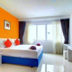 Отель The Frutta Boutique Patong Beach комната для гостей фото 18