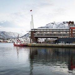 Отель Scandic Ishavshotel Норвегия, Тромсе - отзывы, цены и фото номеров - забронировать отель Scandic Ishavshotel онлайн приотельная территория фото 2
