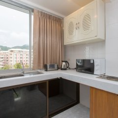 Апартаменты Patong Studio Apartments в номере фото 2