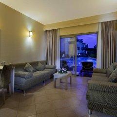 Silence Beach Resort Турция, Сиде - 1 отзыв об отеле, цены и фото номеров - забронировать отель Silence Beach Resort - All Inclusive онлайн комната для гостей фото 5