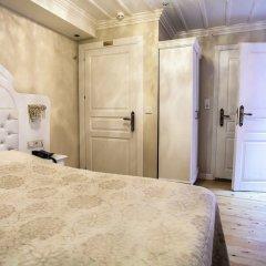 Отель Mataraci Konak Стамбул комната для гостей фото 5