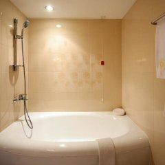 Отель Панорама Болгария, Велико Тырново - отзывы, цены и фото номеров - забронировать отель Панорама онлайн ванная
