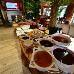Отель Inan Kardesler Bungalow Motel питание фото 3