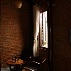 Отель The Grass Vy Homestay Хойан ванная