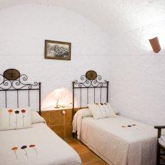 Отель Cuevalia. Alojamiento Rural En Cueva Сьерра-Невада спа фото 2