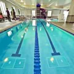 Holiday Inn Express Hotel & Suites Columbus - Polaris Parkway Колумбус спортивное сооружение