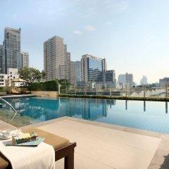 Отель Sukhumvit Park, Bangkok - Marriott Executive Apartments Таиланд, Бангкок - отзывы, цены и фото номеров - забронировать отель Sukhumvit Park, Bangkok - Marriott Executive Apartments онлайн бассейн фото 2