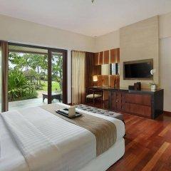 Отель The Seminyak Beach Resort & Spa комната для гостей фото 4