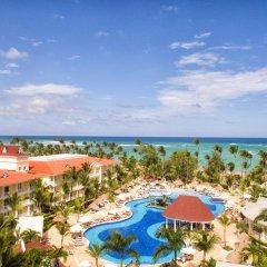 Отель Luxury Bahia Principe Esmeralda - All Inclusive пляж