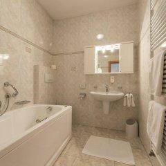 Hotel Wieser Кампо-ди-Тренс ванная фото 2