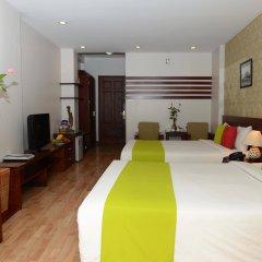 Отель Golden Land Hotel Вьетнам, Ханой - 1 отзыв об отеле, цены и фото номеров - забронировать отель Golden Land Hotel онлайн комната для гостей фото 3