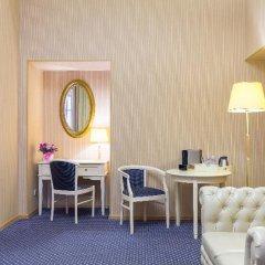 Гостиница Астон 4* Стандартный номер с двуспальной кроватью фото 13