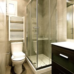 Отель ClassBedroom Camp Nou ванная