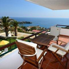 Pela Mare Hotel 4* Улучшенные апартаменты с различными типами кроватей фото 12