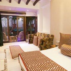 Отель Estrela Do Mar Beach Resort Гоа балкон