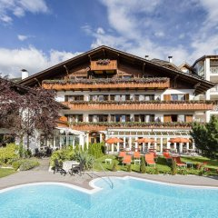 Hotel Finkenhof Сцена бассейн