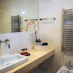 Отель Residenza Flaminio Gaio Италия, Рим - отзывы, цены и фото номеров - забронировать отель Residenza Flaminio Gaio онлайн ванная фото 2