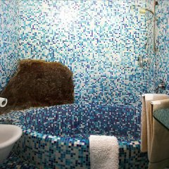 Отель La Casa di Elisa Камогли ванная