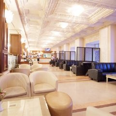Гостиница Crowne Plaza Minsk интерьер отеля фото 3