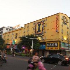 Отель 7 Days Inn Puning Liusha Avenue Branch городской автобус