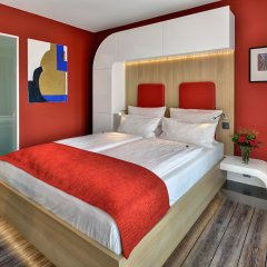 Отель ARTHOTEL Kiebitzberg комната для гостей фото 2