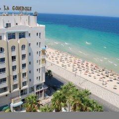 Отель La Gondole Сусс пляж