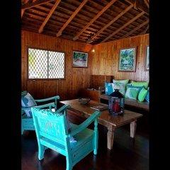 Отель Villa Ylang Ylang - Moorea интерьер отеля