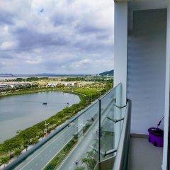 Отель Allas Homestay Ha Long балкон
