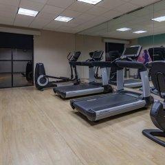 Отель Hyatt Place Ontario / Rancho Cucamonga фитнесс-зал фото 2