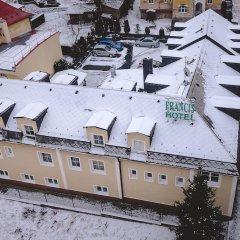 Отель Francis Чехия, Франтишкови-Лазне - отзывы, цены и фото номеров - забронировать отель Francis онлайн питание фото 3