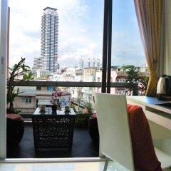 Отель Bann Sabai Rama Iv Бангкок питание
