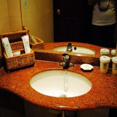 GreenTree Inn Suzhou Wuzhong Hotel ванная