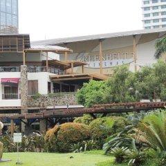 Отель Oxford Suites Makati Филиппины, Макати - отзывы, цены и фото номеров - забронировать отель Oxford Suites Makati онлайн спортивное сооружение